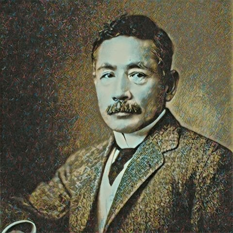 Natsume Soseki Parallel Text Gallery