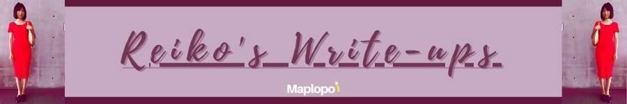 More Reiko's Write-ups Banner